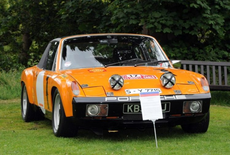 Porsche 914/6 GT