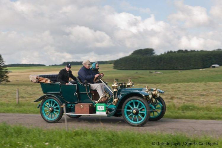 1907 Germain 18-22HP Chainless