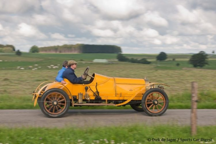 1908 Rolland-Pilain Type E
