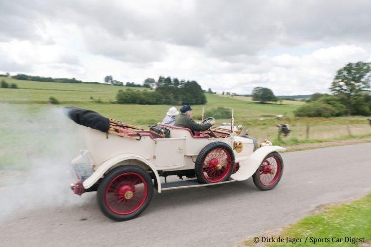 1910 Daimler Tourer