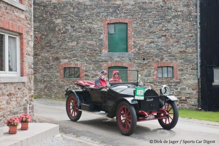 1909 Hupmobile Roadster