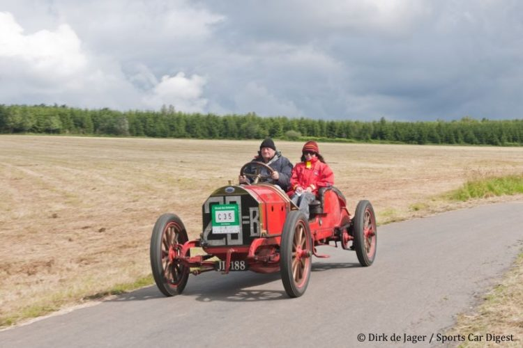 1906 Fiat 40HP