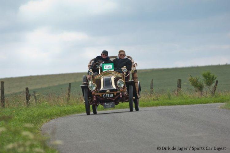 1910 Renault AX Voiturette