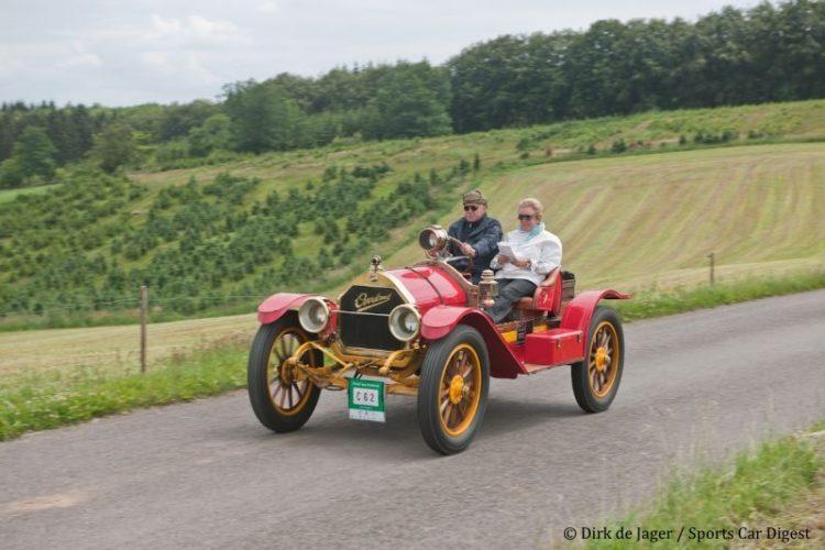 1912 Overland Speedster