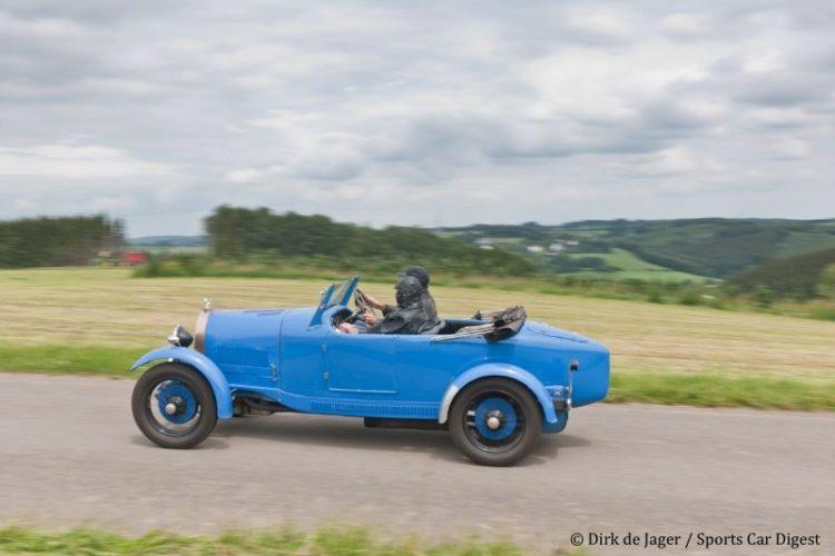1930 Bugatti T44