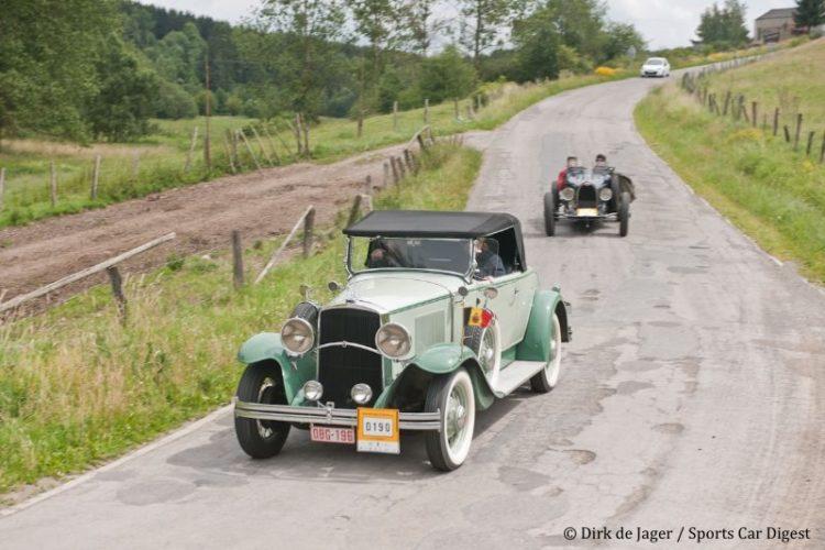 1930 Graham Roadster