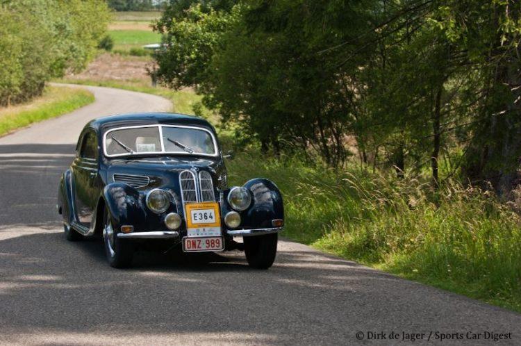 1939 BMW 327/328