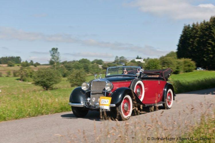 1936 Mercedes-Benz 230 W21