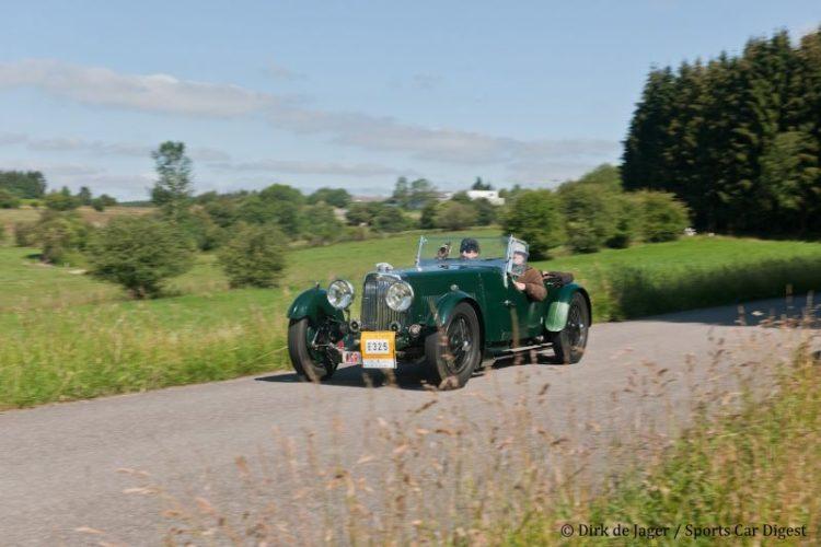 1934 Aston Martin MkII