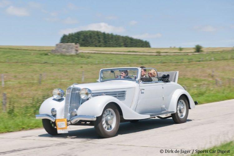 1935 Renault Nervasport