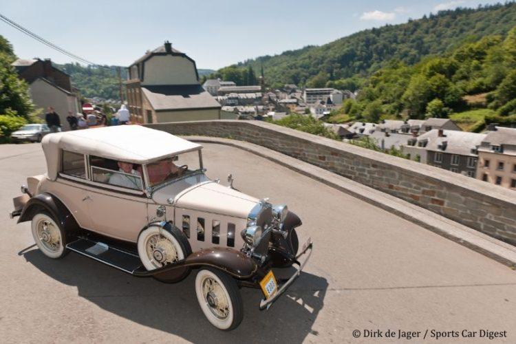 1932 Chevrolet Landon Phaeton