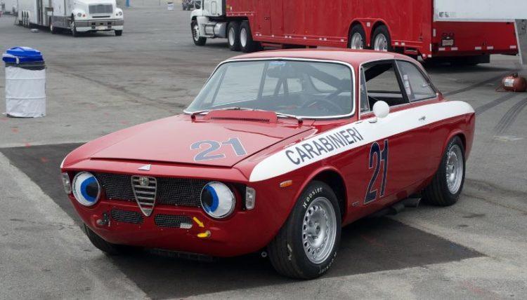 Harley Cluxton III, Alfa Romeo GTA.