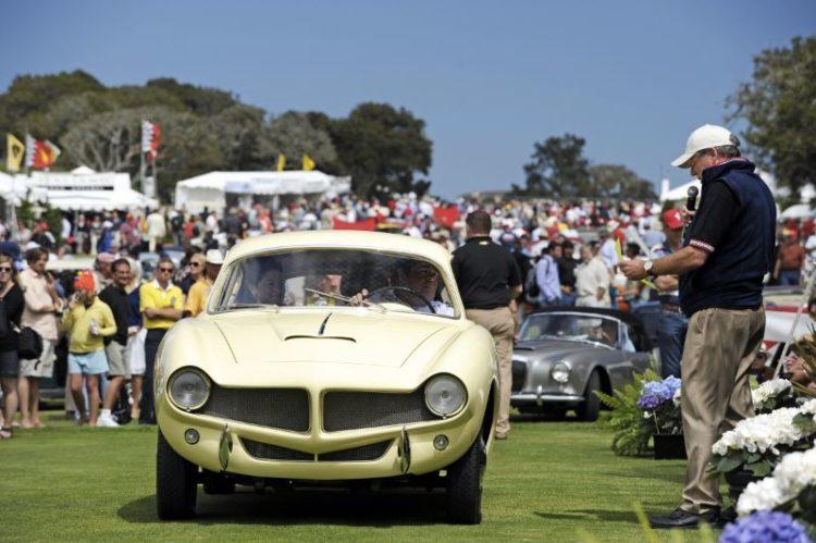 Best of Show 1953 Fiat Stanguellini Berlinetta of Pete Vasquez