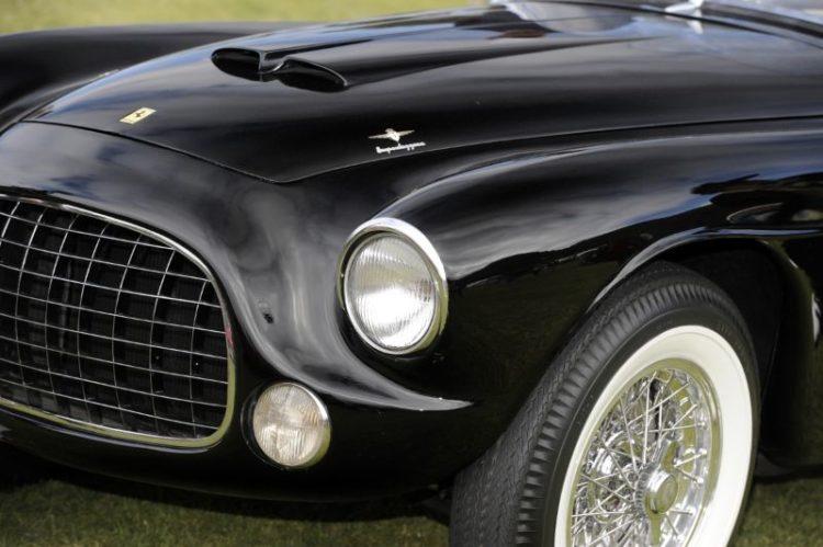 1952 Ferrari 212/225 Barchetta by Touring