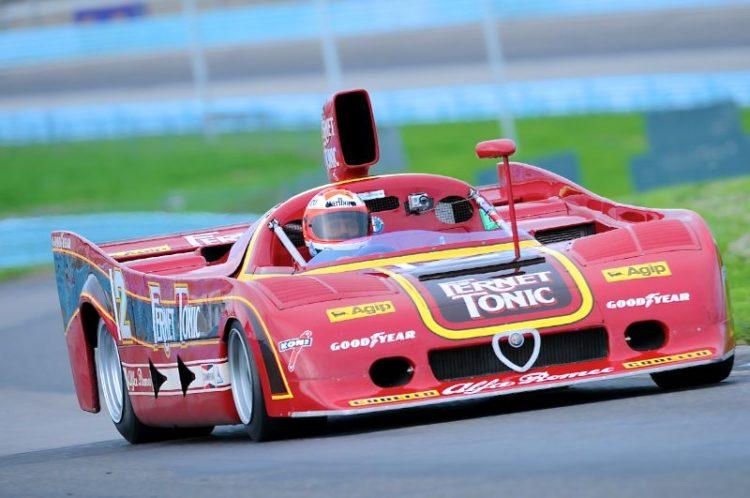 1975 Alfa Romeo T33/2- Joe Nastasi.