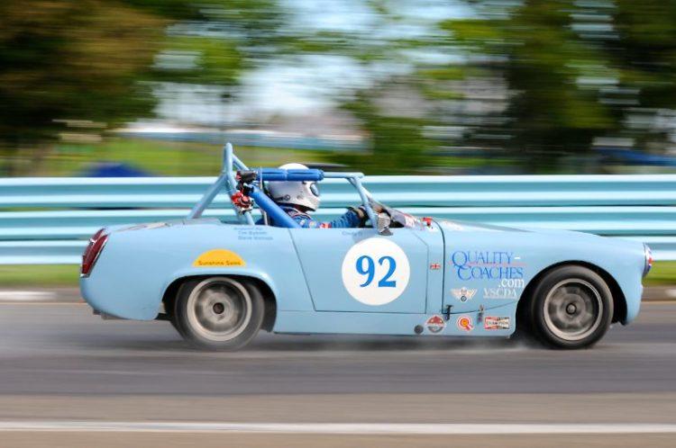 1964 MG Midget- Randy Byboth.