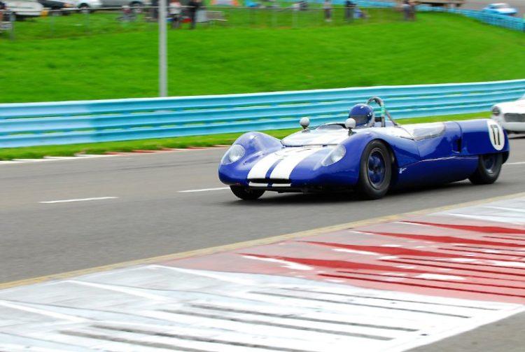 Ray Walzer 1963 Lotus 23B.