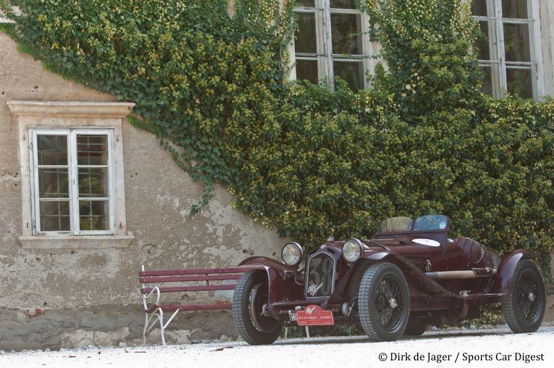 1932 Alfa Romeo 8C Monza Brianza s/n 2211135