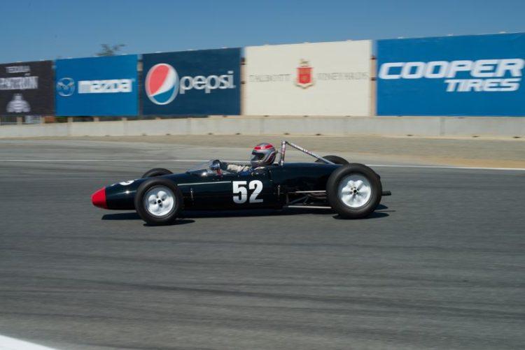 Ed Nigro's 1961 Lotus 20 F. Jr.