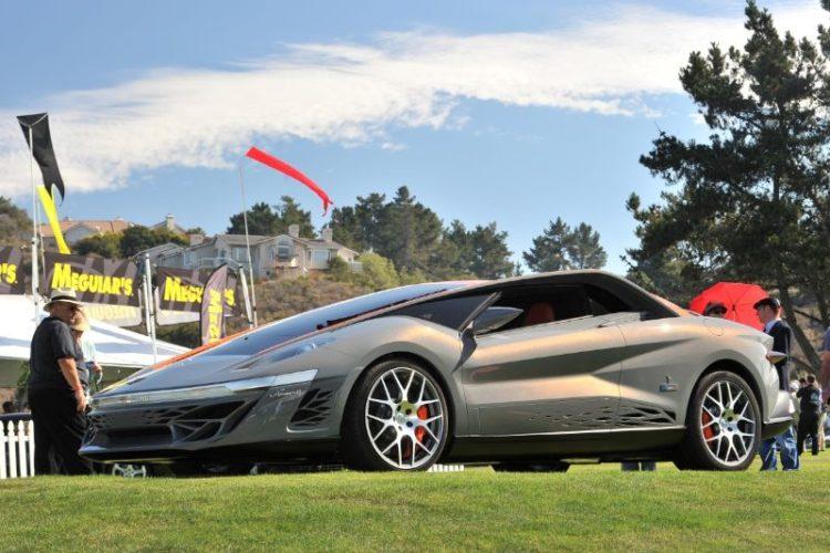 2012 Bertone Nuccio concept car