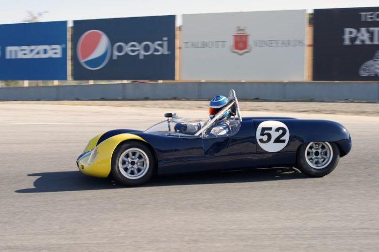 Mark Osborne 1965 Merlyn MK6.
