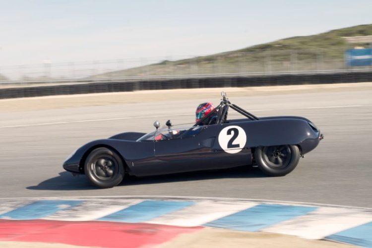 Josh Feiber's Lotus 23 in eleven.