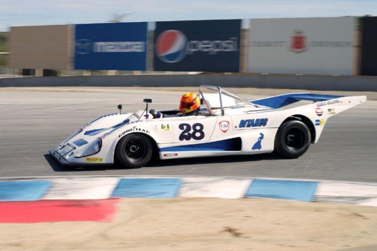 Tom Minnich's Lola T297.