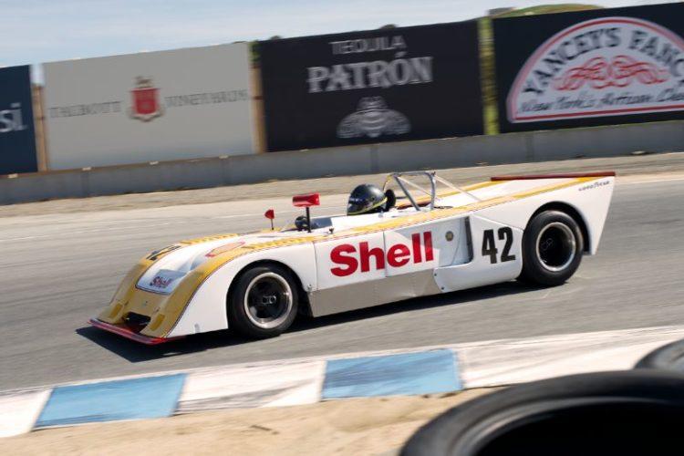 Francois Castaing's 1973 Chevron B23 in eleven.