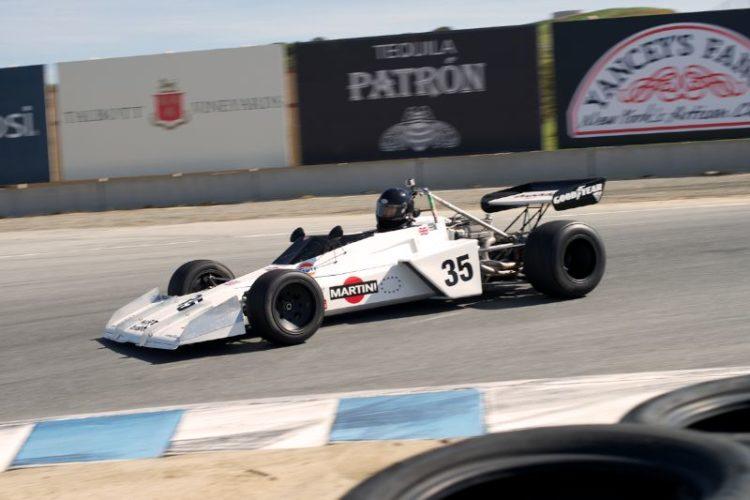 Jonathan Burke's 1973 Brabham BT40 in eleven.