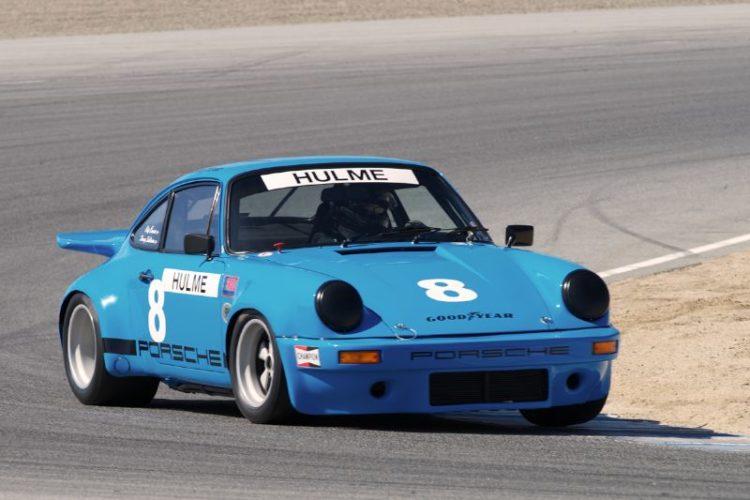Chip Conner's 1974 Porsche IROC.