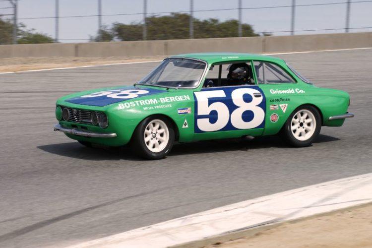 Jon Norman's quick 1971 Alfa Romeo GTV in eight.