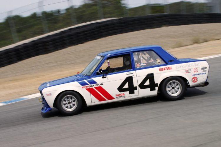 Mark Boen's 1970 Datsun 510.