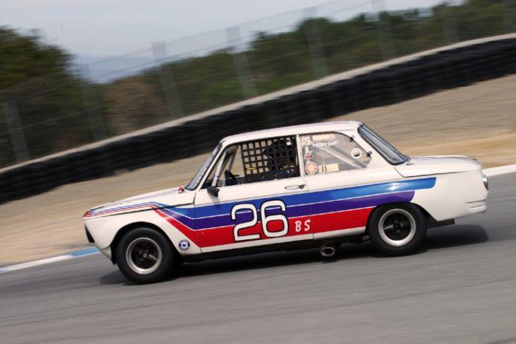 Tim Brecht's 1969 BMW 2002 TA.