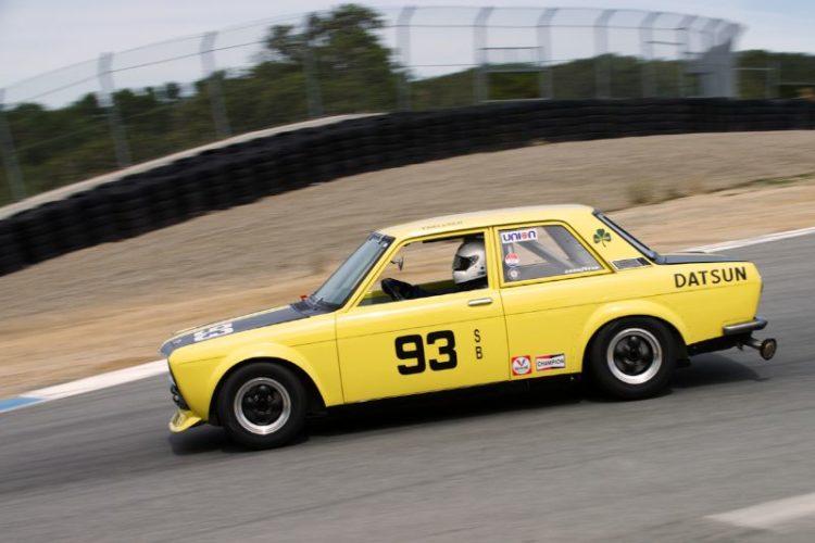 Dave Stone's 1971 Datsun 510.