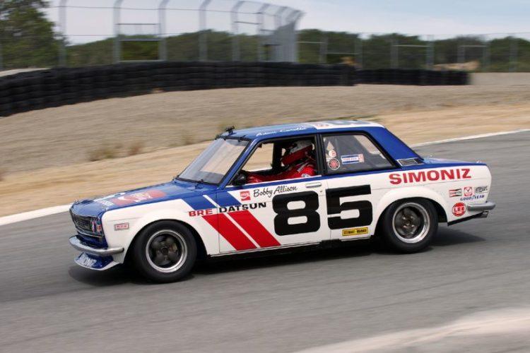 Adam Carolla's 1970 Datsun 510.