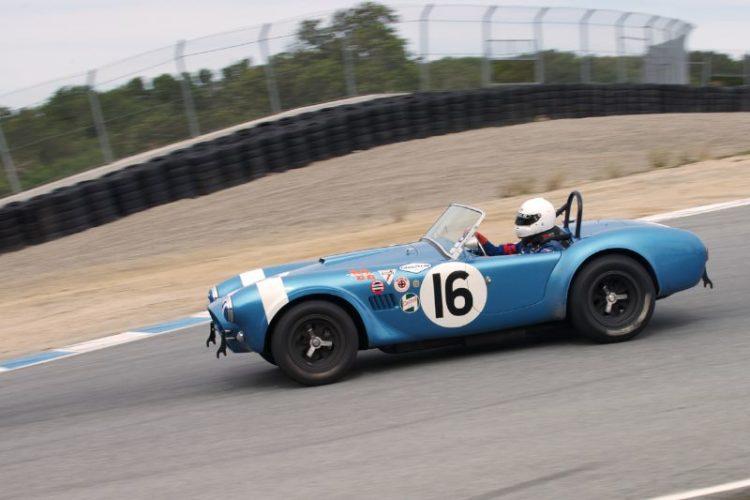 Steve Park's 1962 Cobra.