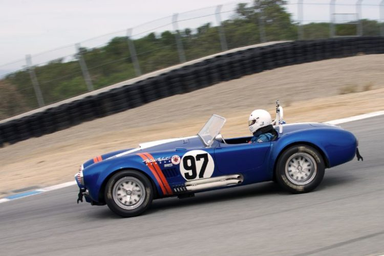 Lynn Park's 1964 Cobra.