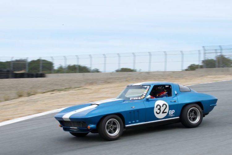 Phil Scheinberg's 1966 Chevrolet Corvette.