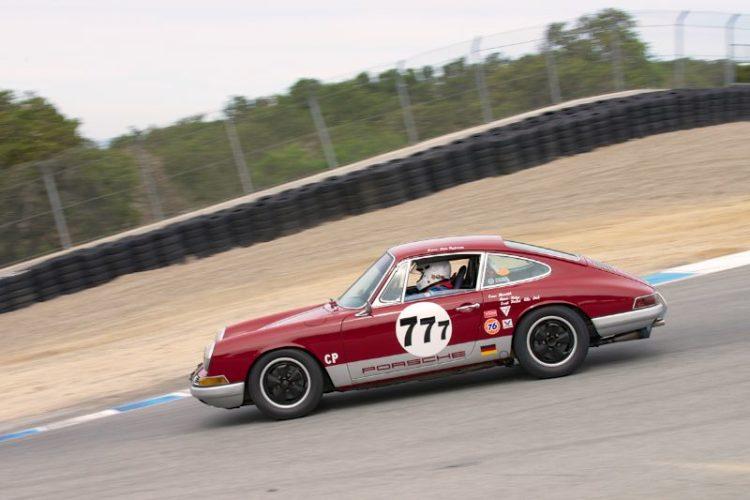 Steve Kupferman's 1967 Porsche 911.