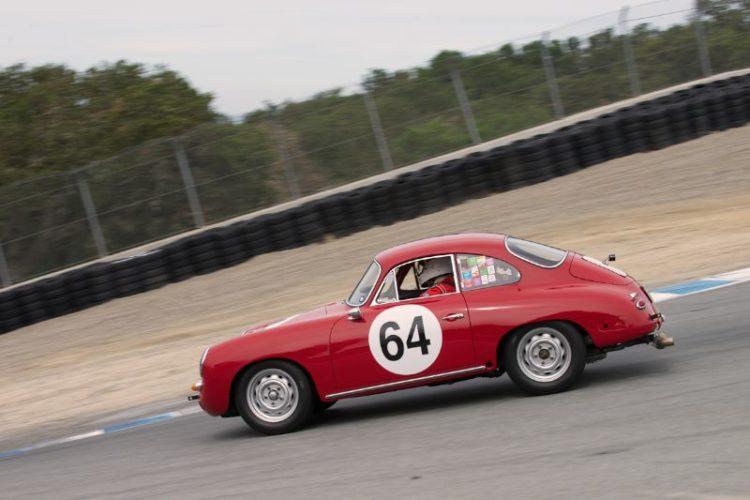 Joseph Rossi's 1964 Porsche 356C.