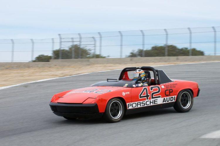 Edie Arrowsmith's 1979 Porsche 914/6.