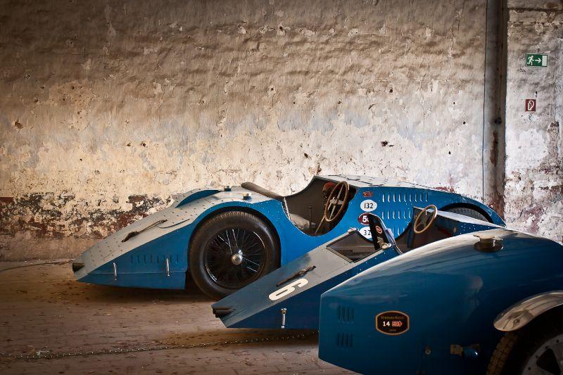1923 Bugatti T32 Tank