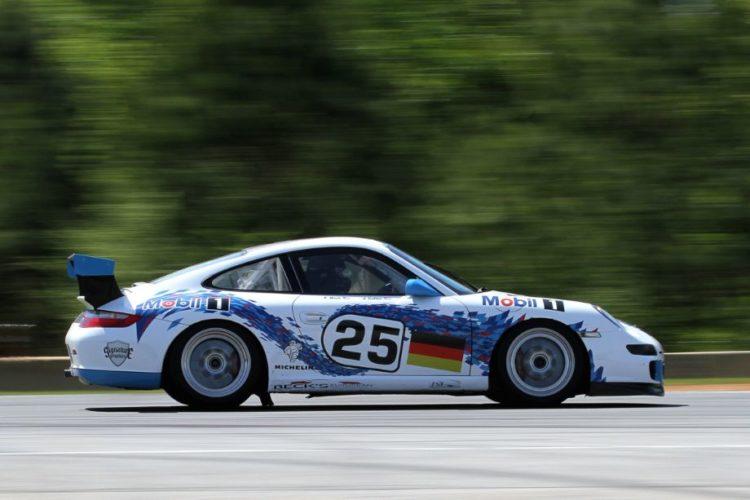 Jim Cullen, 07 Porsche 997 GT3 Cup