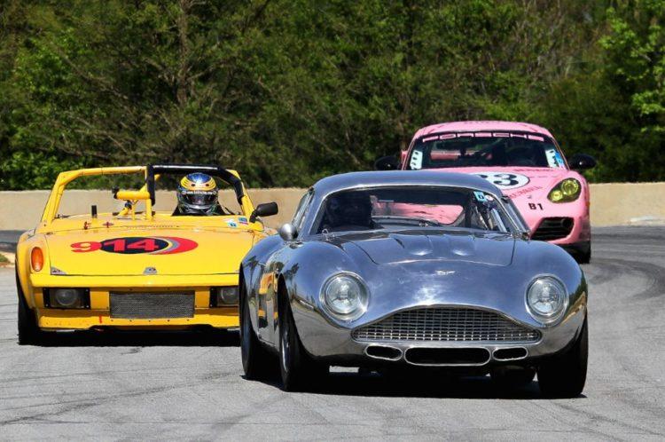 Herb Wetanson, 60 Aston Martin Zagato