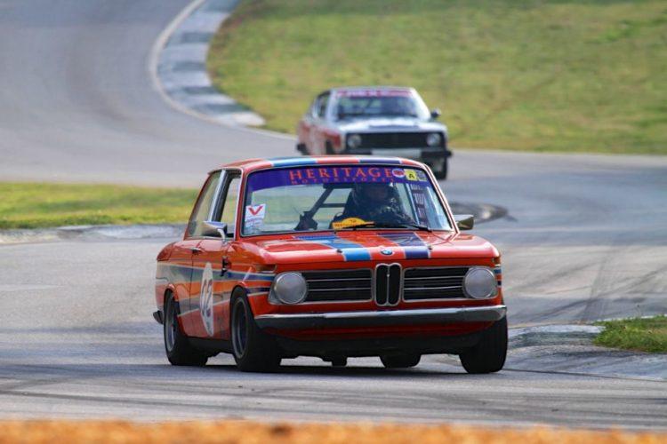 Gary Haycock, 69 BMW 2002