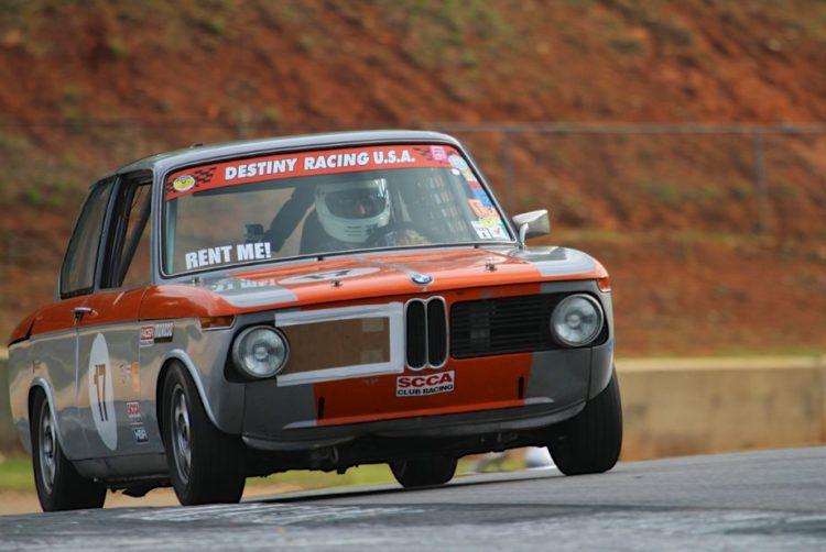 Brian Thomas, 70 BMW 2002