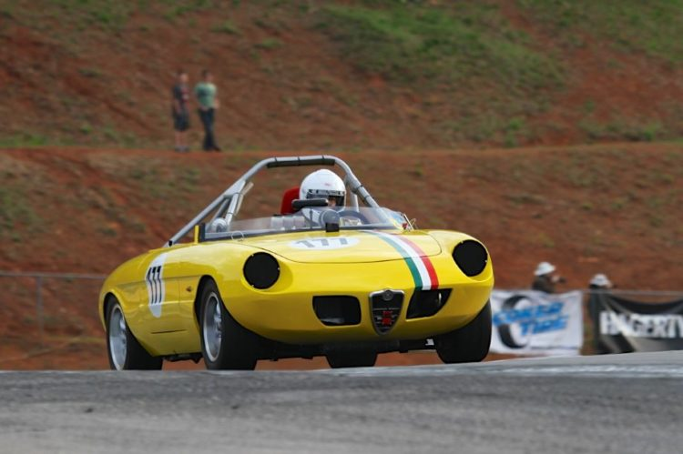 Ariel Dorra, 67 Alfa Romeo Duetto