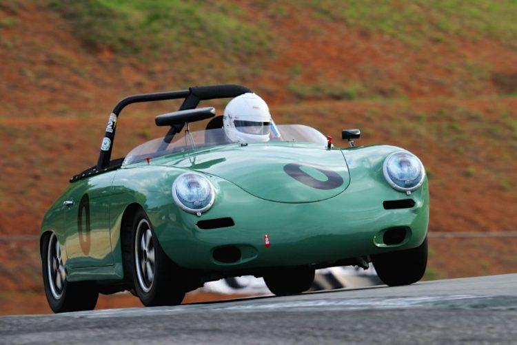 George F. Balbach, 60 Porsche 356