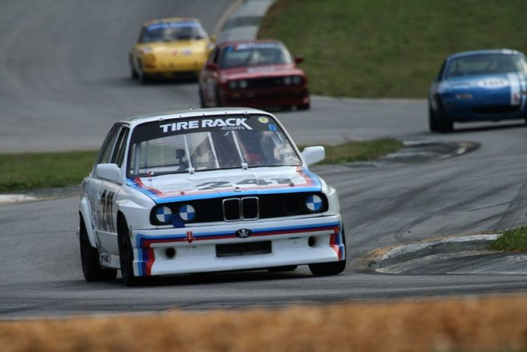 Curt Richards, 91 BMW 318is