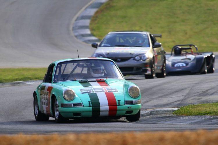 Byron DeFoor, 68 Porsche 911